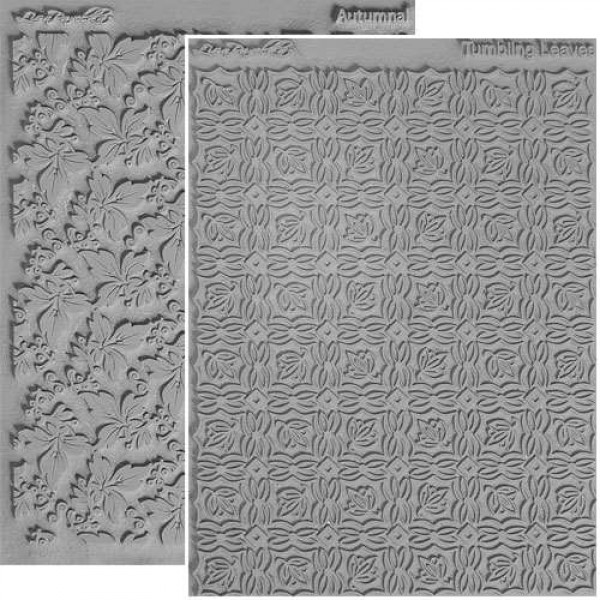 Chain Link Pattern  Polymer Clay Molding Mat Texture Rubber Stamp
