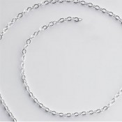 Sterling + Gold Filled Chain
