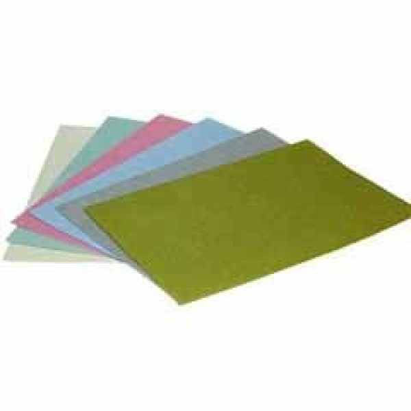 Polishing paper strip set grit 1200 to 6000 pack of 6 for polishing metal by