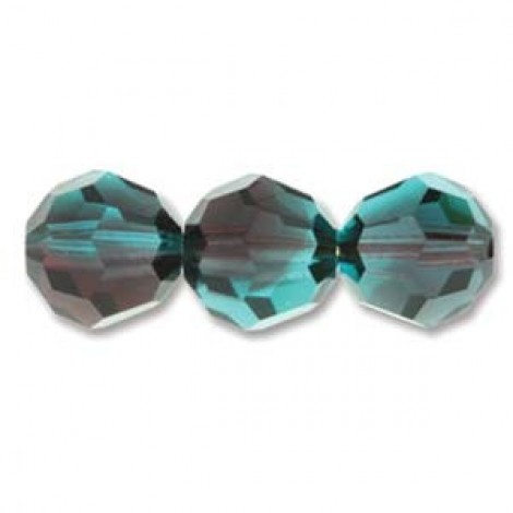 fc8b799e6 8mm Swarovski Round Beads - Burgundy/Blue Zircon | 8mm Swarovski 5000 Round  |.