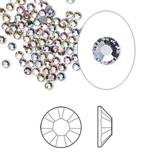 fb3688541 2.4mm SS8 Swarovski Hotfix Crystals - Tenderness Mix | Hot Fix Crystals |  Ove.