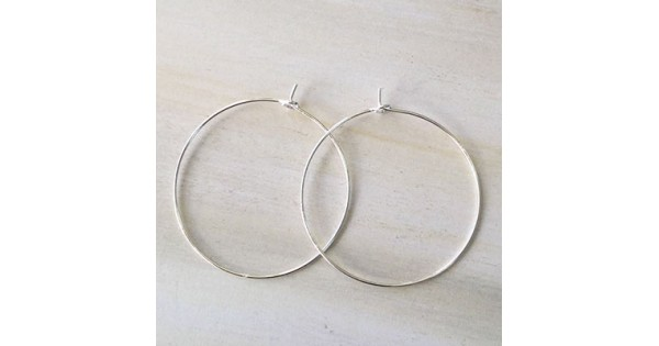 gold-plated silver 1 pair Clasp earring kz 9