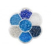 Cz Flower Box Seed Bead Mixes
