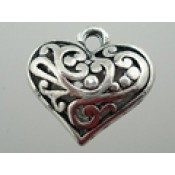 Heart & Love Charms