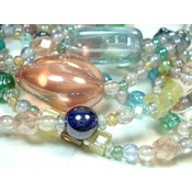 Czech Pressed Glass Beads