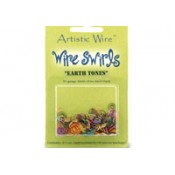 Artistic Wire Swirls & Beads
