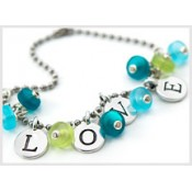 Word,Letter & Blank Charms