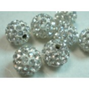 Crystal Pave Beads